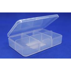 Коробка для мушок Meiho FB-11, розмір 87x60x20 мм