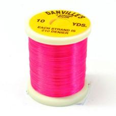Шовк нейлоновий Danville's Nylon Floss, флуо-червоний (RED)