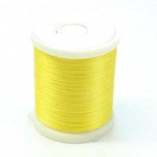 Монтажна нитка Danville's FlyMaster 6/0 Waxed (70 den), жовта (YELLOW)