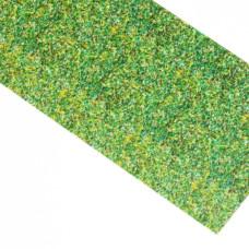 Плівка для спинок і тіла D's Flies Fino Skin, оливкова плямиста (MOTTLED OLIVE)