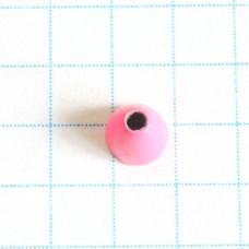 Конуса вольфрамові Eumer Tungsten Coneheads, середні рожеві, 3 шт.