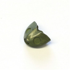 Головки для бичків Fish Skull Sculpin Helmet, малі оливкові (SMALL OLIVE)