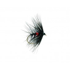 Мокра мушка Bibio, розмір 10