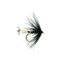 Мокра мушка Black Pennell, розмір 10