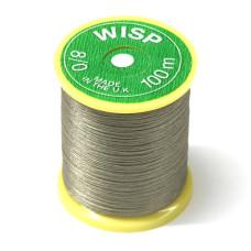 Нитка для в'язання мушок Gordon Griffith's Wisp Microfine Thread (8/0), коричнево-сіра (Dun)