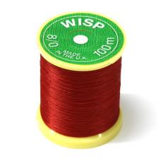 Нитка для в'язання мушок Gordon Griffith's Wisp Microfine Thread (8/0), червона (Red) Купити за 76 грн.