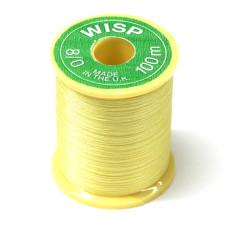 Нитка для в'язання мушок Gordon Griffith's Wisp Microfine Thread (8/0), блідо-жовта (Yellow) Купити за 76 грн.