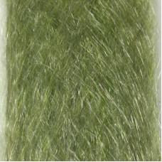 Матеріал для крила стримерів Just Add H2O Baitfish Blend, колір зеленувато срібний (SILVER BACK)