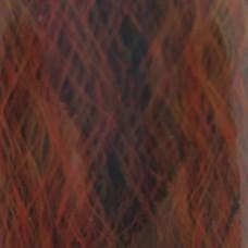 Матеріал для крила стримерів Just Add H2O Baitfish Blend, колір коричневий з червоним (SUNSET FRENZY)