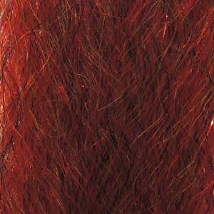 Стримерний матеріал Just Add H2O Steve Farrar SF Blend, колір червонувато коричневий з червоним флешем (Bleeding Sunset Frenzy)