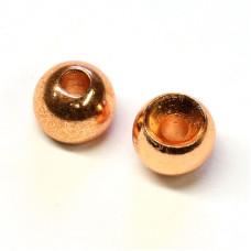 Вольфрамові головки Hareline Tungsten Beads, 5.5мм, мідні (COPPER)