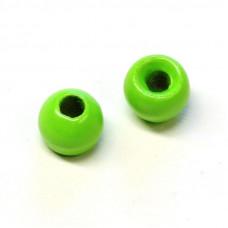 Вольфрамові головки Hareline Plummeting Tungsten Beads, 4.6мм, шартрез (FL CHARTREUSE) Купити за 117 грн.