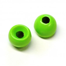 Вольфрамові головки Hareline Plummeting Tungsten Beads, 5.5мм, шартрез (FL CHARTREUSE) Купити за 127 грн.