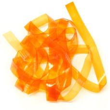 Смужка для спинок і тіла Hareline Scud Back, помаранчева (ORANGE)