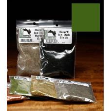 Даббінг блискучий Hareline Hare'e Ice Dub, павича зелений (PEACOCK) Купити за 75 грн.