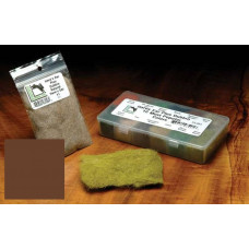 Даббінг HARE'S EAR PLUS DUB шоколадний (CHOCOLATE BROWN)