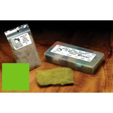 Даббінга HARE'S EAR PLUS DUB зелений (INSECT GREEN)