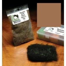 Даббінг Hareline Krystal Dub, темний коричнево-сірий (DARK HARE'S EAR) Купити за 70 грн.