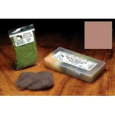 Даббінг для сухих мушок Hareline Micro Fine Dry Fly Dub, сіруватий тан (BAETIS TAN)
