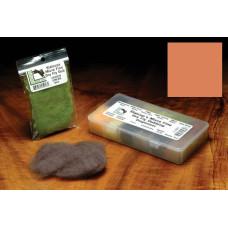 Даббінг для сухих мушок Hareline Micro Fine Dry Fly Dub, блідий червонувато-коричневий (CINNAMON) Купити за 70 грн.