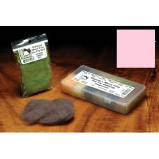 Даббінг для сухих мушок Hareline Micro Fine Dry Fly Dub, блідо-рожевий (HENDRICKSON PINK)