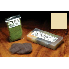 Даббінг для сухих мушок Hareline Micro Fine Dry Fly Dub, сірувато-бежевий (LIGHT CAHILL) Купити за 70 грн.
