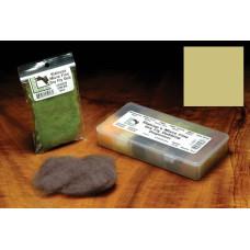 Даббінг для сухих мушок Hareline Micro Fine Dry Fly Dub, блідий коричнево-оливковий (PMD OLIVE DUN)