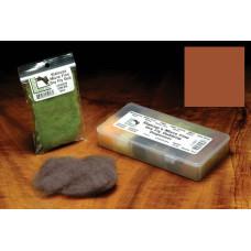 Даббінг для сухих мушок Hareline Micro Fine Dry Fly Dub, іржаво-коричневий (RUSTY BROWN) Купити за 70 грн.