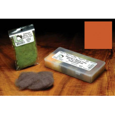 Даббінг для сухих мушок Hareline Micro Fine Dry Fly Dub, темно-рудий (RUSTY SPINNER)