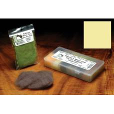 Даббінг для сухих мушок Hareline Micro Fine Dry Fly Dub, блідо-жовтий (SULPHUR YELLOW) Купити за 70 грн.