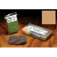 Даббінг для сухих мушок Hareline Micro Fine Dry Fly Dub, тан (TAN)
