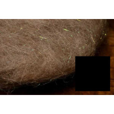 Даббінг Hareline Woolhead Dubbing, чорний (BLACK) Купити за 70 грн.