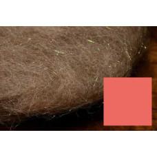 Даббінг Hareline Woolhead Dubbing, кораловий рожевий (CORAL PINK)