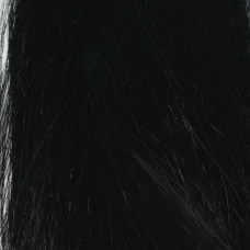 Волокна Hareline Fishair, чорні (BLACK)