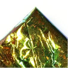 Плівка для спинок Hareline Flashback, оливково-коричнева (OLIVE BROWN)
