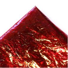 Плівка для спинок Hareline Flashback, червона (RED)