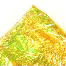 Плівка для спинок Hareline Flashback, жовта (YELLOW)