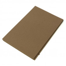 Пінка Hareline Thin Fly Foam 2 мм, коричнева (BROWN)