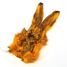 Маска зайця Hareline Hare's Mask Grade # 1, помаранчева (ORANGE)