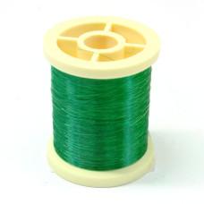 Монтажна монофільна нитка Hareline Ice Thread, зелена (GREEN)