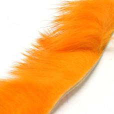 Смужки хутра кролика поперечні Hareline Cross Cut Rabbit Strips, флуо-помаранчеві (FL ORANGE)