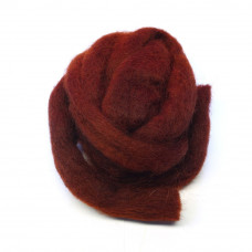 Хутро вівці Hareline Sculpin Wool, коричневий (BROWN)