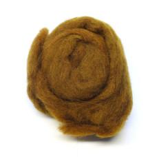 Хутро вівці Hareline Sculpin Wool, золотисто-коричневий (GOLDEN BROWN)