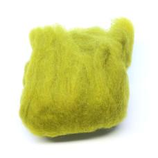 Хутро вівці Hareline Sculpin Wool, світло-оливковий (LIGHT OLIVE)
