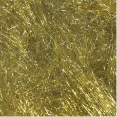 Блискучі волокна / даббінга Hareline Ice Wing Fiber, золотисті (GOLD)