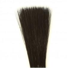 Хвостики Hareline Mayfly Tails, чорні (BLACK)