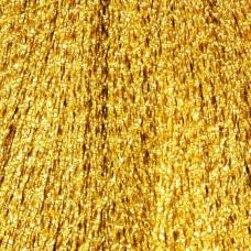 Кручені блискучі волокна Hedron Flashabou Accent, золоті (GOLD)