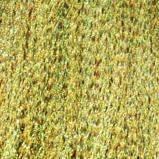 Кручені блискучі волокна Hedron Flashabou Accent, перламутрово-оливкові (OLIVE / PEARL)