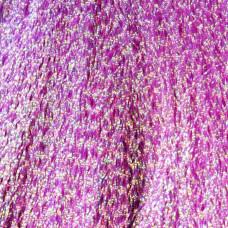 Кручені блискучі волокна Hedron Flashabou Accent, перламутрово-пурпурові (PURPLE / PEARL)