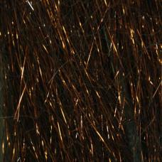 Тонкі блискучі волокна Hedron Wing N 'Flash, темно-коричневі (DARK BROWN)
